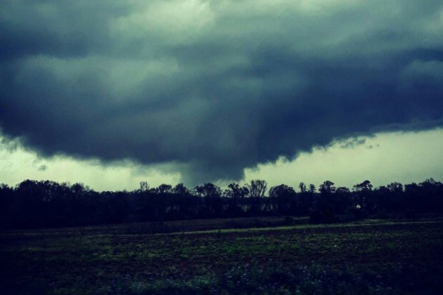 Etats-Unis: une tornade fait au moins 14 morts en Alabama