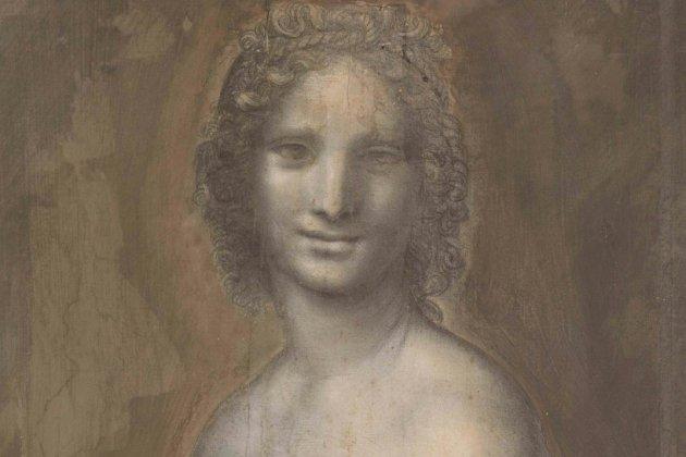 """Léonard de Vinci a probablement participé à la réalisation de """"La Joconde nue"""""""