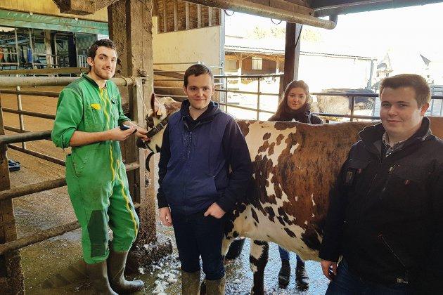 Salon de l'agriculture: Jalousie remporte un prix