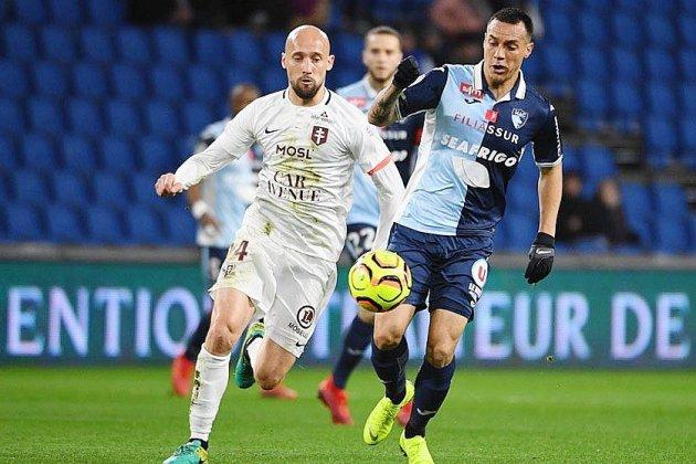 Ligue 2: Face à Metz, le HAC peut s'en vouloir