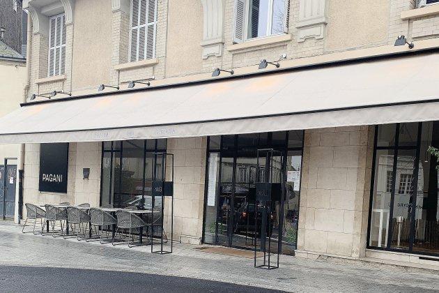 Bonne table à Rouen: Pagani, près de la place Cauchoise