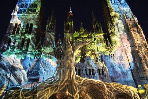 Info TO: Cathédrale de lumière à Rouen, découvrez le nom du nouveau spectacle