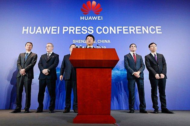 Huawei contre-attaque en justice face aux Etats-Unis