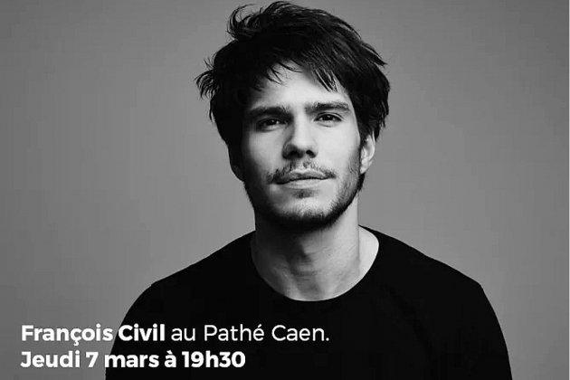 Un acteur de la sérieDix pour cent en avant-première à Caen