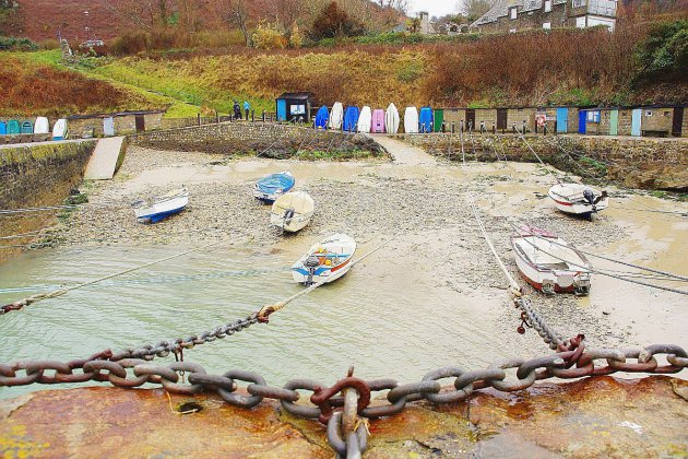 Un corps noyé retrouvé à Port Racine dans la Manche