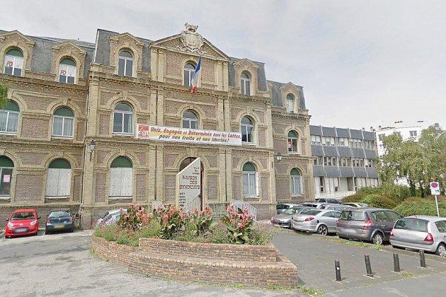 Le Havre: la façade Franklin rénovée