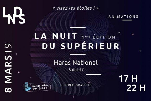 """Manche: formations post-bac, une """"nuit du supérieur"""" à Saint-Lô"""
