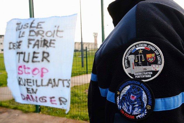 Quatre prisons encore bloquées dont celle de Condé-sur-Sarthe