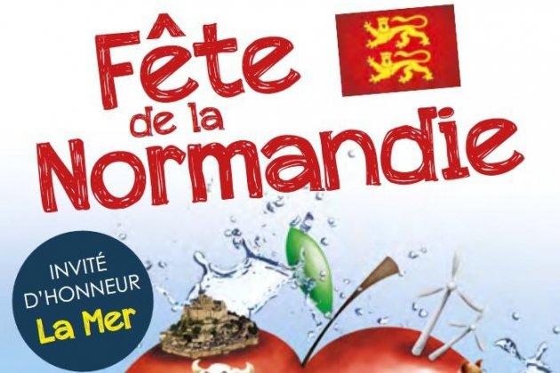 La 6ème fête de la Normandie