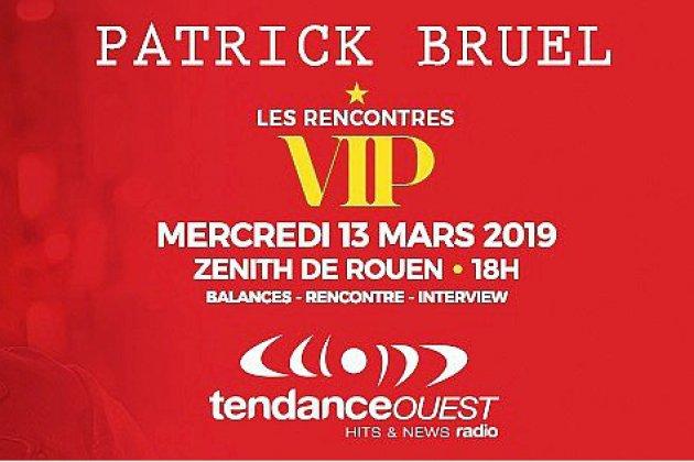 Une rencontre VIP à gagner avec Patrick Bruel