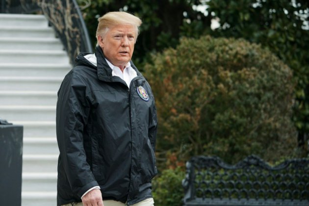 Un bon accord commercial avec Pékin, sinon rien, menace Trump