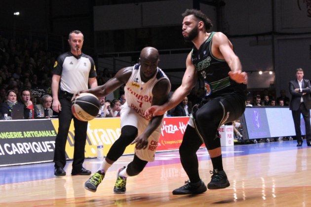 Basket (Pro B) : Caen enfin maître chez lui, sort de la zone rouge !