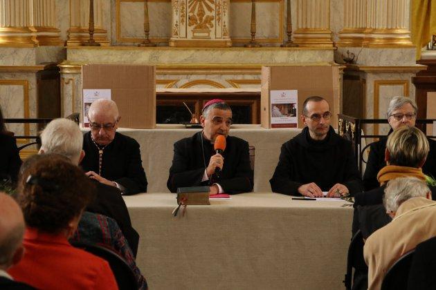 Béatification du père Hamel : le dossier dans les mains du Vatican