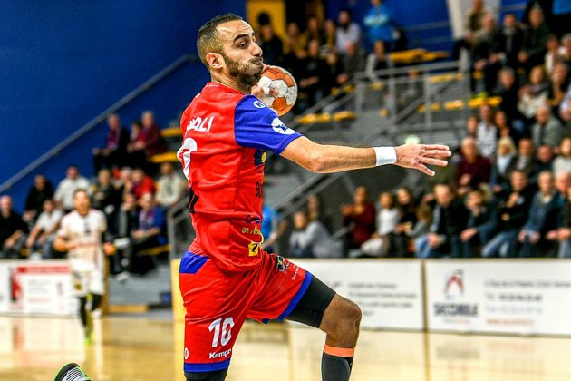 Handball (Proligue) : Vernon s'incline contre Limoges