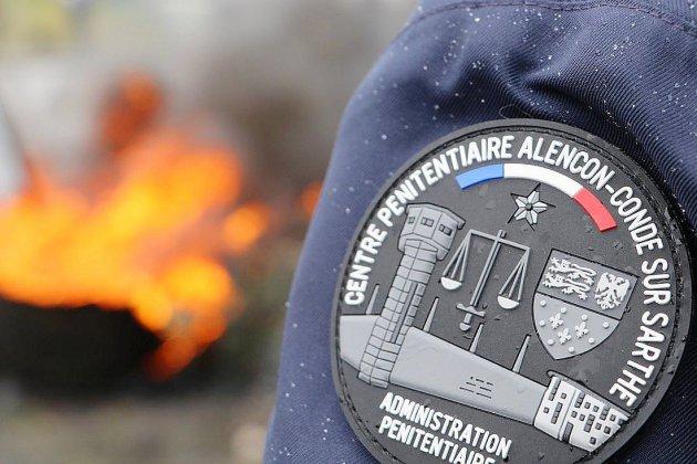 Condé-sur-Sarthe : cinquième jour de blocage à la prison