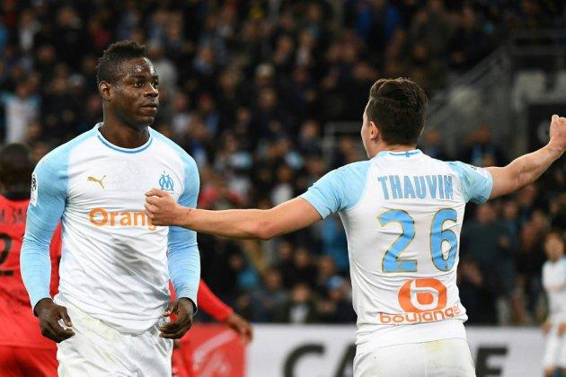 """L1: super Mario gagne le """"Balotellico"""",  et relance pour de bon Marseille"""