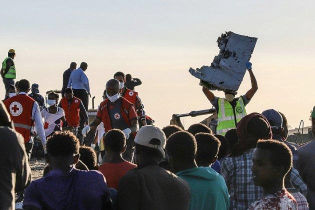 Crash en Ethiopie: l'enquête se poursuit, jour de deuil à Addis et Nairobi