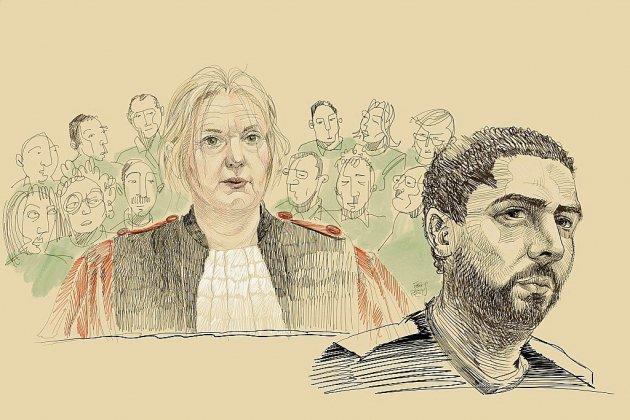 Musée juif: verdict final pour Nemmouche qui risque la prison à vie