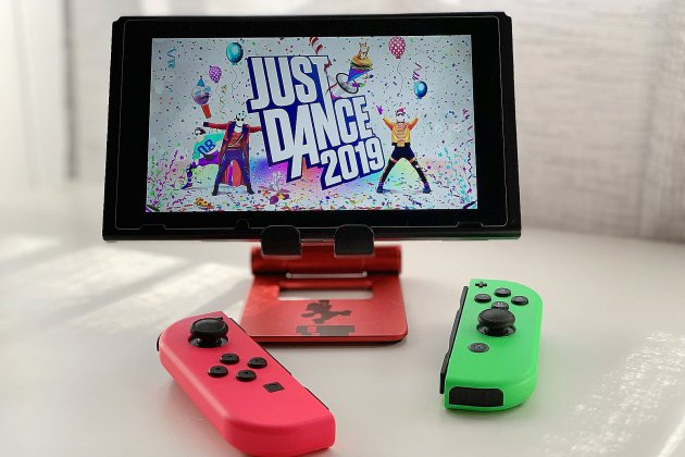 Gagnez la Nintendo Switch et le jeu Just Dance 2019