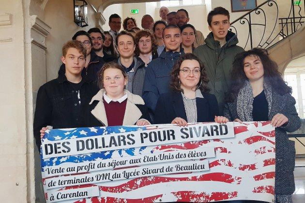 D-Day : un séjour aux USA pour 24 lycéens manchois