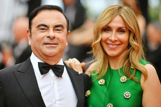 Ghosn visé par une enquête sur son mariage au château de Versailles