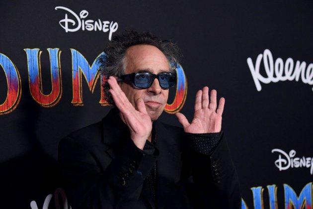 """Tim Burton attiré par la marginalité de """"Dumbo"""""""