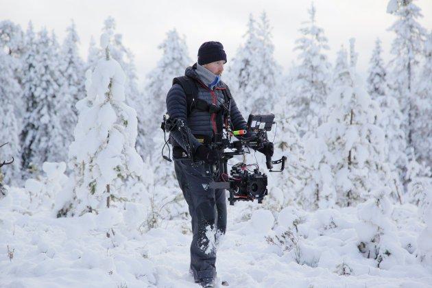 Guillaume Maidatchevsky, un réalisateur de Caen à l'affût des bêtes sauvages