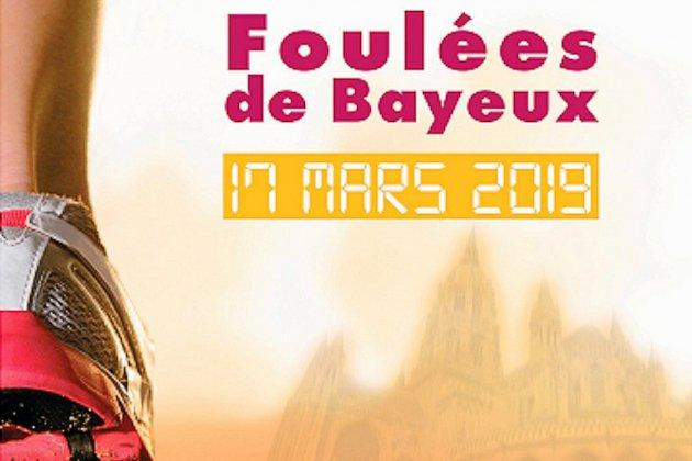 35eme Foulées de Bayeux dimanche 17 Mars