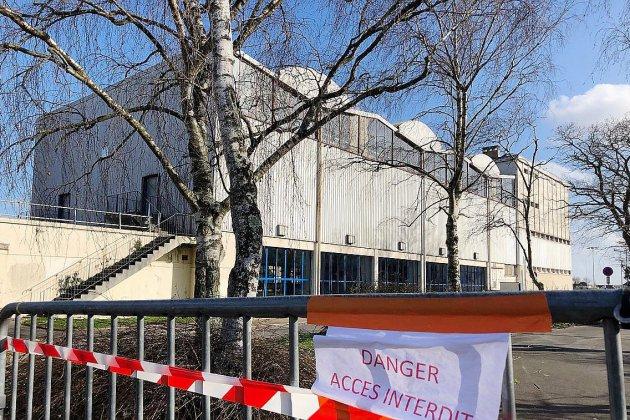 Caen : la piscine et le gymnase de la Grâce de Dieu de nouveau ouverts