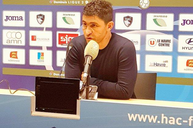 Ligue 2: Entre le HAC et l'AC Ajaccio, des retrouvailles sous tension