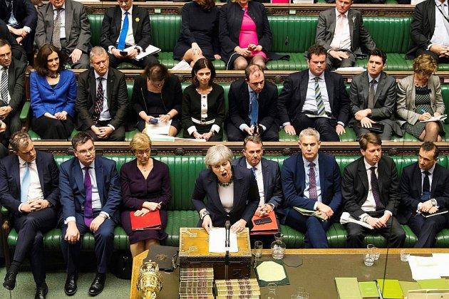 Theresa May veut présenter une troisième fois son accord de Brexit aux députés