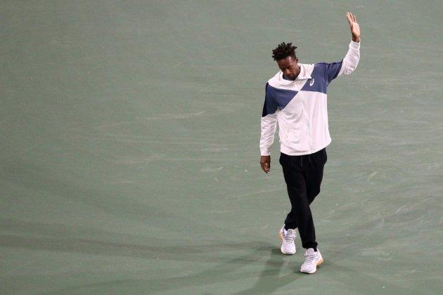 Indian Wells: Gaël Monfils stoppé dans son élan