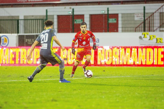 Football : Quevilly Rouen Métropole se déplace à Pau
