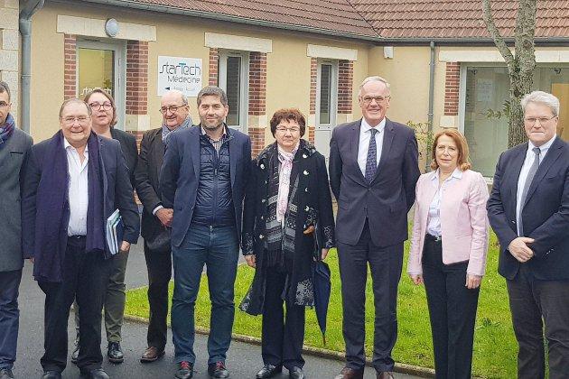 Première en France face à la pénurie de médecins: l'Orne ouvre StarTech Médecine