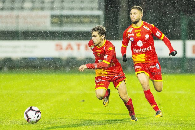 Football (National 1) : Quevilly Rouen Métropole coule à Pau...
