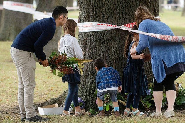 La Nouvelle-Zélande rend hommage aux 50 victimes de Christchurch