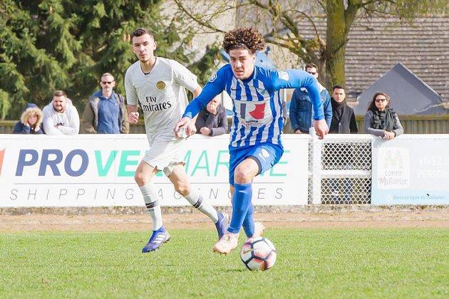Football : Oissel s'impose chez la réserve du Havre