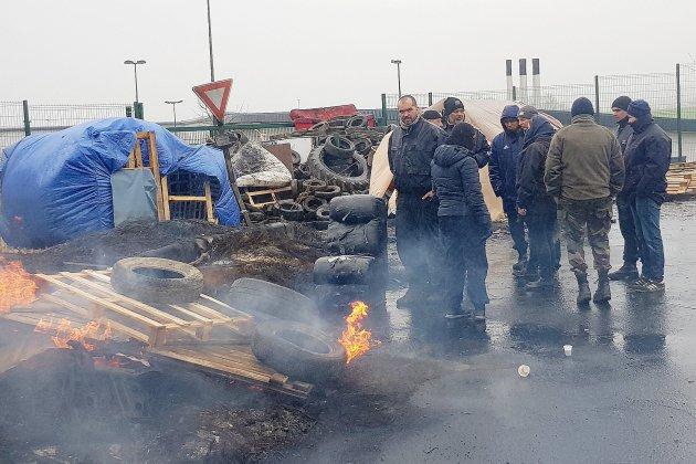 Des détenus complices de l'attaque des 2 surveillants au centre pénitentiaire de Condé-sur-Sarthe