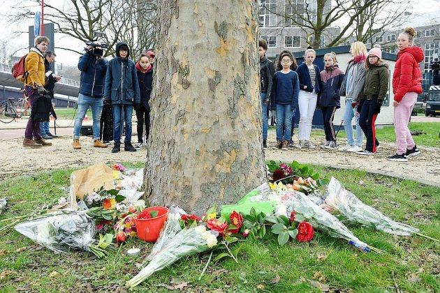 """Tuerie d'Utrecht: la piste terroriste étudiée """"sérieusement"""""""