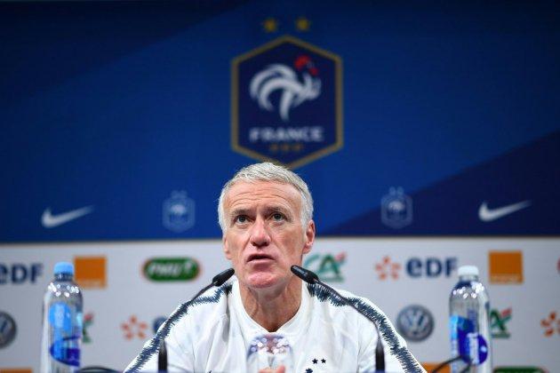 """Deschamps à l'AFP: rester jusqu'en 2022 ne """"me déplairait pas"""""""