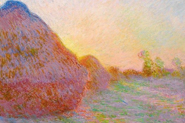 Un tableau de Claude Monet, peint à Giverny pourrait être vendu 55 millions de dollars aux enchères