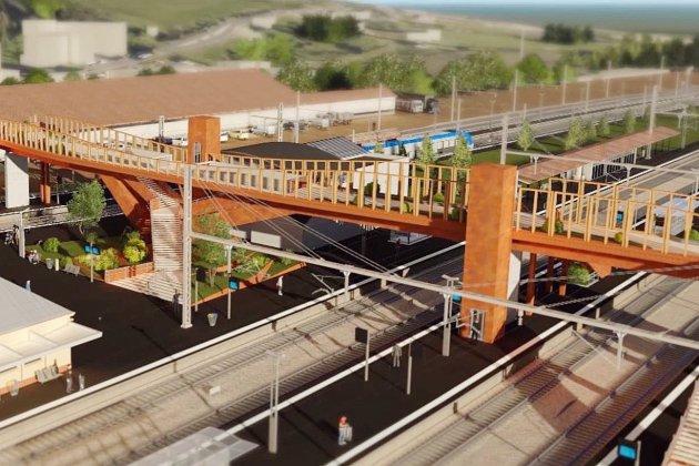 SNCF: un train Cherbourg-Parisva vous prendre une heure de plus ce week-end