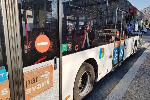 Un adolescent agresse violemment un chauffeur de bus à Montivilliers