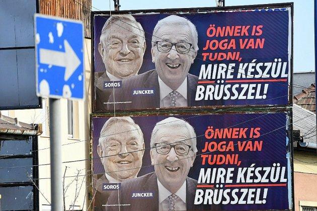La droite européenne s'apprête à sanctionner le populiste Orban