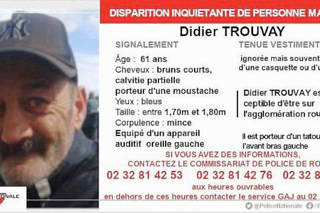 Disparition inquiétante en Seine-Maritime : un appel à témoins lancé