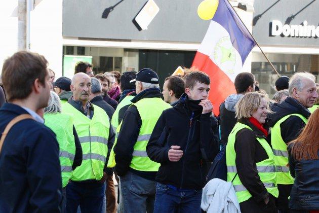 Gilets jaunes à Rouen : la préfète étudie une interdiction en centre-ville