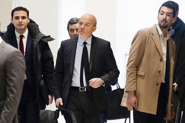 """Procès de l'arbitrage Tapie: Stéphane Richard, """"la voix"""" de l'ex-ministre Christine Lagarde"""