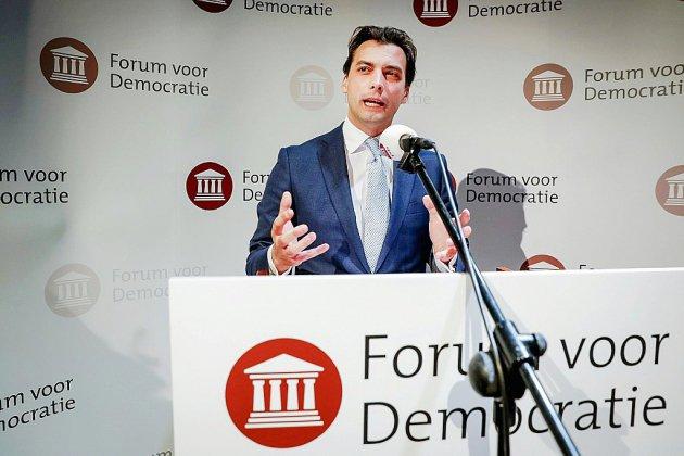 Pays-Bas: percée de la droite populiste au Sénat, revers pour Rutte