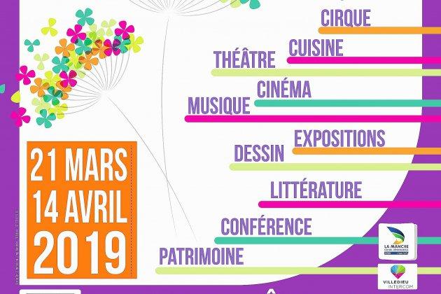 C'est parti pour le Printemps de la Culture à Villedieu-Les-Poêles-Rouffigny