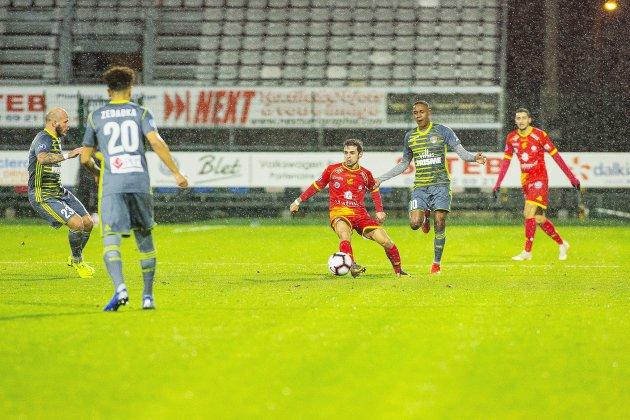 Football : Quevilly Rouen Métropole à la relance face à Villefranche